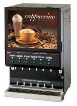 Cecilware GB6M 6 Flavor Commercial Cappuccino Machine AmpWrty Cert WILL SHIP