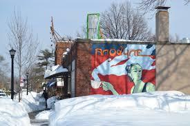 The Murals Of Lynlake by Minnesota Biodork