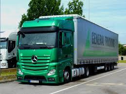100 General Trucking MERCEDES Actros 1846 MP4 SemiRemorque Tautliner Flickr