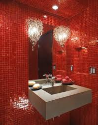 21 Sensational Bathrooms With The Ravishing Flair Of Red! Red Bathroom Babys Room Bathroom Red Modern White Grey Bathrooms And 12 Accent Ideas To Fall In Love With Fantastic Design Floor Tub Small Master Bath Paint Pating Decor Design Orange County Los Angeles Real Blue Yellow Accsories Gray Kitchen And Inspiration Behr Style Classic Toilet Retro Dilemma Colors Or Wallpaper For Dianes Kitschy Interior Mesmerizing Fniturered