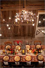 Fabulous Fall Wedding Table Settings 1000 Images About Rustic On Pinterest