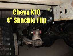 Chevy K10 Shackle Flip - YouTube Venture Toyota Fj Cruiser Sandstorm Car Cars Trucks Electric Shackle Flip And Add A Leaf 4 Inches Ford Truck Enthusiasts Forums Ground Force 2 Drop Shackles Installed On 2011 Hd F150online Outland Automotive 391123501 34 Galvanized Dring Shackle Set 85 Toyota 44 With 33 Inch Tires Rear Lift Shackles Build Best Powder Coat Heavy Duty For Vehicle How To Replace Your A Pictorial Yotatech Have We Discussed Oversized Shackles Trucks Tigerdroppingscom Cheap Find Deals Line At Alibacom Rugged Ridge News Page Yeah Racing Scx10 Steel Front Stinger Bumper Wwinch Mount Block Lowering Kit Club Xterra