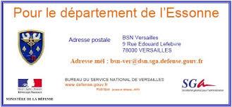 bureau service national bureau du service national
