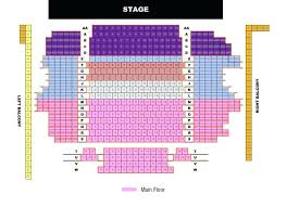 Nice Harris Theatre Seating Chart Harris Theater