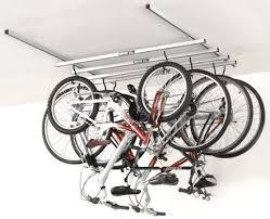 saris cycleglide 4 bike ceiling mount storage rack rei com