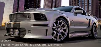 FORD MUSTANG ELEANOR GT 4 6