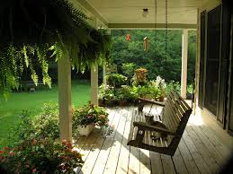 7 plans for swings and gliders for the porch and yard