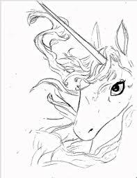 The Last Unicorn Red Bull Tattoo