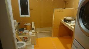 Hardie Tile Backer Board by Preparing A Shower Wall For Tile