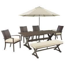 Macys Patio Dining Sets by Interesting Macys Outdoor Furniture Light Green Patio Umbrella