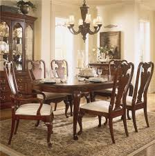By American Drew 7 Piece Traditional Dining Set