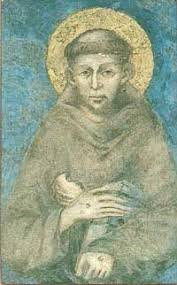 st francis protector of animals st francis patron of