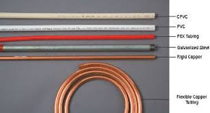 Pictures Types Of Pipes Used In Plumbing how to recognize different types of pipes dummies