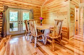 Log Cabin Kitchen Images by The Briarwood Cabin