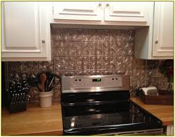 Tin Tiles For Backsplash by Tin Tile Backsplash Ideas Home Design Ideas