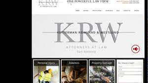 Krwlawyers.com Truck Accident Attorney San Antonio - YouTube