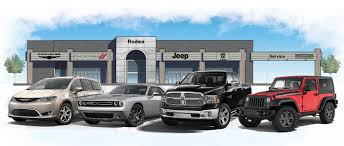 Rodeo Chrysler Dodge Jeep Ram Truck Dealership Queen Creek AZ