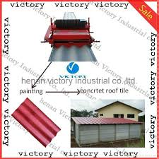 cement roof tile extruder with fast delivery made in china wj 50