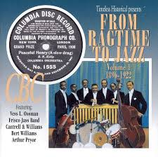 From Ragtime To Jazz Vol 4 1896 1922
