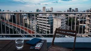 100 Tokyo Penthouses Josh Mikas Penthouse Balcony In Timelapse