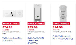 Best Buy WeMo Wi Fi Plug Light Switch On Sale