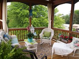 Screened Porch Decorating Ideas Pictures by Best Classic Very Small Front Porch Decorating Idea Excellent