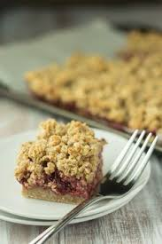 Strawberry Oat Crumble Bars And The Oh She Glows Every Day Cookbook Giveaway