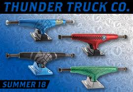 100 Thunder Trucks Fresh ESS Blog