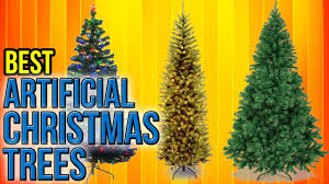 Fraser Fir Christmas Trees Artificial by 10 Best Artificial Christmas Trees 2017 Youtube