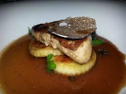 pot au feu prague seared foie gras with apples and truffle picture of pot au feu
