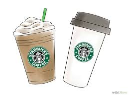 Bevered Clipart Starbucks Coffee 43505057 Clipartist Picture Black And White Download