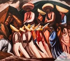 Jose Clemente Orozco Murales Hospicio Cabaas by Obra De José Clemente Orozco Sobre La Conquista Se Exhibe En