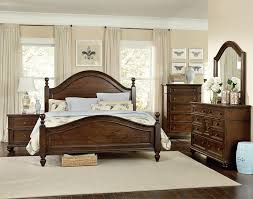 Raymour And Flanigan Bed Headboards by Heritage King Poster Bed With Curved Headboard And Footboard By