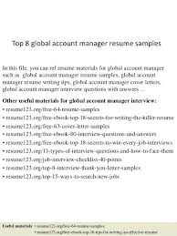 Associate Account Manager Client Relations Resume Sample Sales Pdf Objective