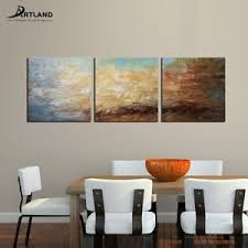 Image Is Loading Large Abstract Oil Painting Modern Hand Painted Framed
