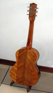 Cool Things You Can Make With Popsicle Sticks Guitar