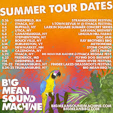 The Festival Is Set To Take Place In Trumansburg Just Outside Ithaca Curated By Big Mean Has Extended A Two Day Weekend Featuring Over 22