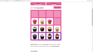 2048 Cupcakes Hacked