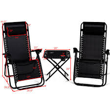 3pc Zero Gravity Reclining Lounge Chairs And Table Pillows Outdoor ... Upc 080958318747 Rio 5 Position High Back Deluxe Beach Chair All The Best Beach Chair You Can Buy Business Insider 21 Best Chairs 2019 Lay Flat Low Folding White Products Amazoncom Portable Bpack Lounge Hampton Bay Mix And Match Zero Gravity Sling Outdoor Chaise Copa 5position Layflat Alinum Azure Double Es Cavallet Gandia Blasco Stardust