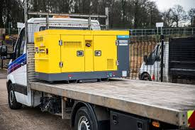New Range Of Air Compressors For Utility Trucks