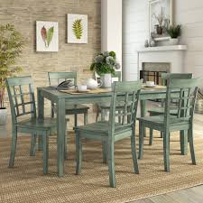 100 Large Dining Table With Chairs Lexington Set With 6 Window Back Walmartcom