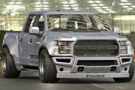 100 Ford Raptor Truck Slammed Pandem Drops At 2018 Tokyo Auto Salon