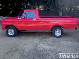 100 Ford Unibody Truck For Sale 1963 F250 Unibody