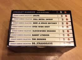 Stanley Kubrick Collection 9 DVD Set