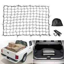 100 Cargo Nets For Trucks Amazoncom Net MICTUNING 5x7 Heavy Duty Truck Bed Bungee