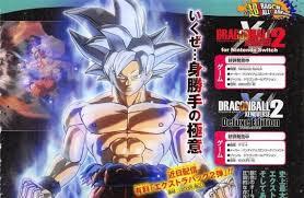 Xenoverse 2 Goku 656x427