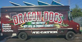 Dragon Dogs | The Best Hot Dog In Orange County! Monster Munching Tropical Shave Ice Orange County Oc And La Food Truck Directory The Images Collection Of City Orange County Trucks Pink Pinterest Rasta Rita Mgarita Trucks Roaming Hunger Festival Athlone Literary Chunk N Chip Unknchip Ca Gourmet Salt N Pepper Coconut Serves Flavorful Cambodian Sandwiches In Longboards Cream Haole Boys Street Dos Chinos