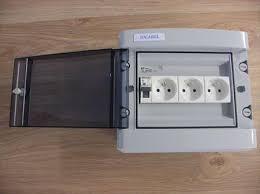 coffret electrique exterieur etanche coffret electrique etanche pour extérieur socabel à 59 03410