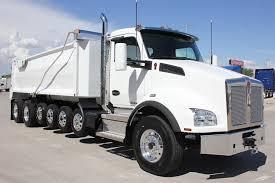 100 New Kenworth Trucks T880 Dump For Sale