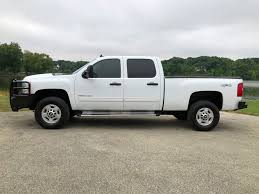 2011 Chevrolet Silverado 2500 HD Crew Cab LT Pickup 4D 6 1/2 Ft ...